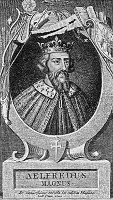 Alfred the Great, King of Wessex & England